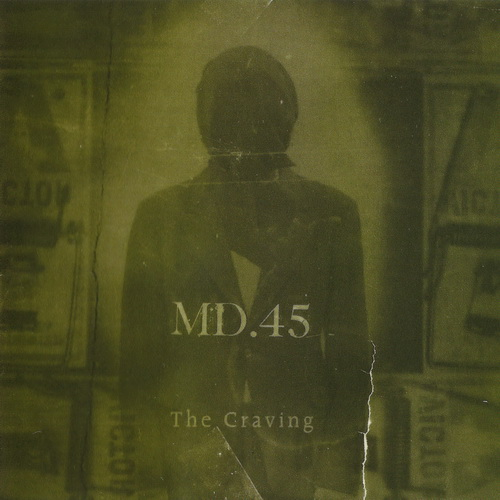 MD.45 (Dave Mustaine of Megadeth) - The Craving (1996) [Remastered & Rerecorded 2004]