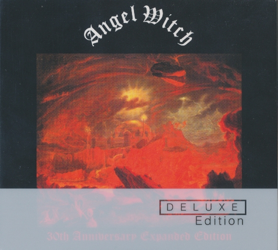 Angel Witch - Angel Witch (1980) [2CD, 30th Anniversary Deluxe Edition 2010]