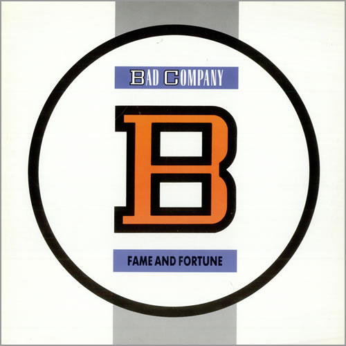 Bad Company - Fame And Fortune [Atlantic Records, US, LP, (VinylRip 24/192)] (1986)