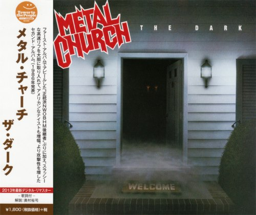 Metal Church - The Dark [Japanese Edition] (1986) [2013]