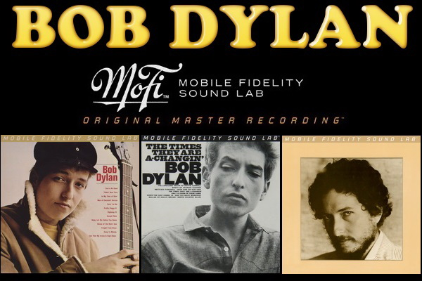 Bob Dylan: 3 Albums Collection - Hybrid SACD MFSL 2015