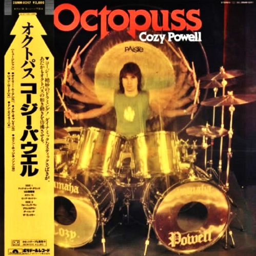 Cozy Powell - Octopus (1983) [Japan Press 1998]