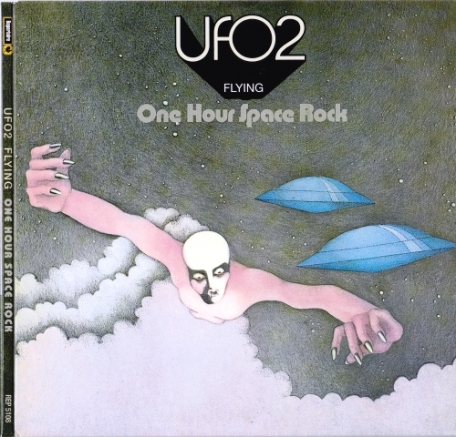 UFO - Flying: One Hour Space Rock 1971 (Repertoire 2008)