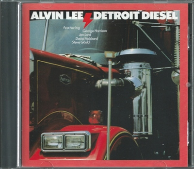 "Alvin Lee - ""Detroit Diesel"" - 1986 (Castle, CSC 7049, 1992)"