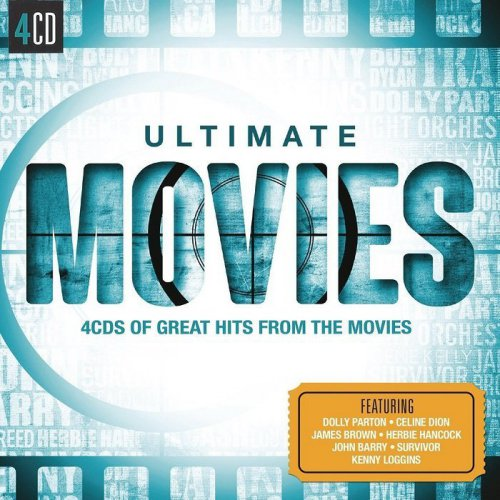VA - Ultimate Movies: 4 CDs Of Great Hits From The Movies (2015)