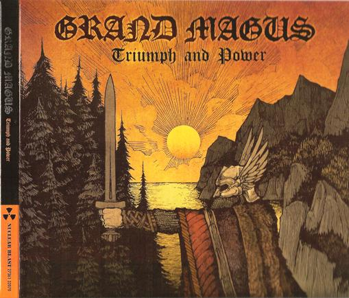 Grand Magus - Trіumph And Power (2014) [Limited Edit.]