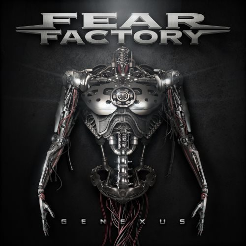 Fear Factory - Genexus [Limited Edition] (2015)