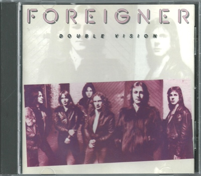 Foreigner - Double Vision - 1978 (West Germany Target CD)
