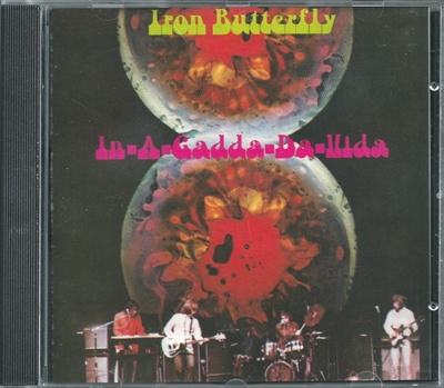 "Iron Butterfly - ""In-A-Gadda-Da-Vida"" - 1968 (ATCO 7567-90392-2)"