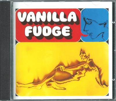 "Vanilla Fudge - ""Vanilla Fudge"" - 1967"
