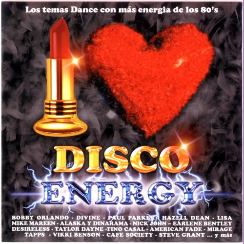 VA-I Love Disco Energy Vol.2 [2CD]_2005