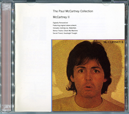 PAUL McCARTNEY - The Paul McCartney Collection Series - (18 x CD • Parlophone Remastered • 1993)