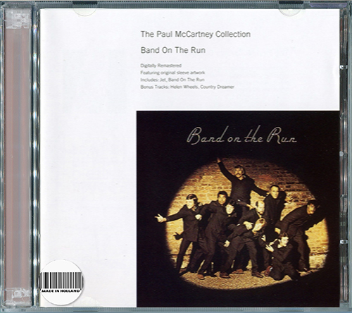 PAUL McCARTNEY «The Paul McCartney Collection Series» (18 x CD • Parlophone Remastered • 1993)