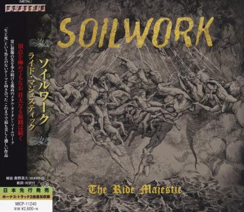 Soilwork - The Ride Majestic [Japanese Edition] (2015)