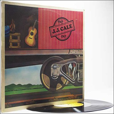 JJ Cale - Okie (1974) (Vinyl, Lossless)