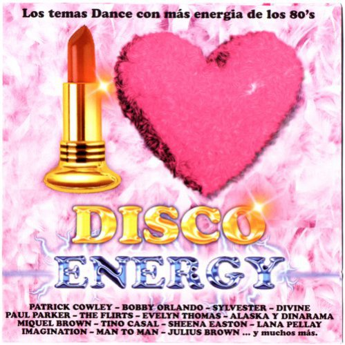 VA-I Love Disco Energy Vol.1 [2CD]_2002