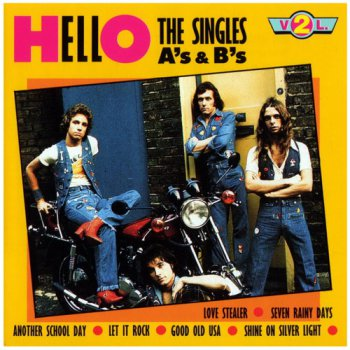 Hello - The Singles A's & B's Vol.2 (1992)