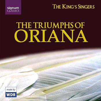 The Triumphs of Oriana - The King's Singers (2006)