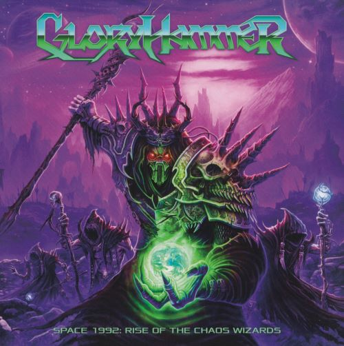 GloryHammer - Space 1992: Rise Of The Chaos Wizards [2CD] (2015)