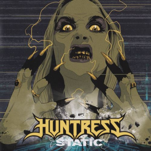 Huntress - Static (2015)