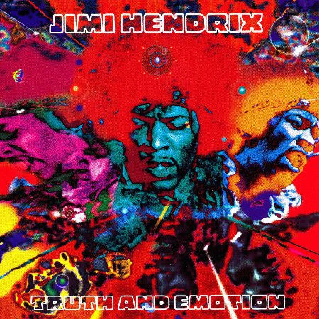 Jimi Hendrix: Truth And Emotion (1969, 1970) (2005, Purple Haze Records, HAZE 009) (Double CD)