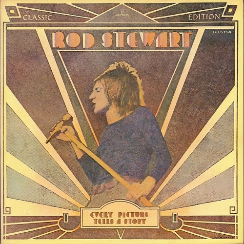 Rod Stewart - Every Picture Tells A Story [Mercury, Jap, LP (VinylRip 24/192)] (1971)
