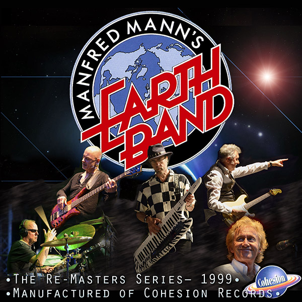 MANFRED MANN'S EARTH BAND - The Re-Masters Series– (15 x CD • Creature Music Ltd. • 1998-1999)