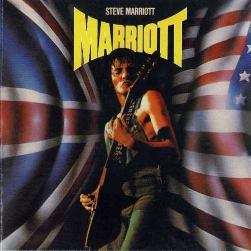 Steve Marriott - Marriott (1976) [Reissue 2005]