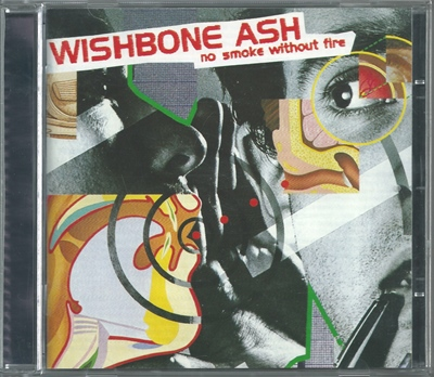 "Wishbone Ash - ""No Smoke Without Fire"" - 1978 (MCLD 19374)"