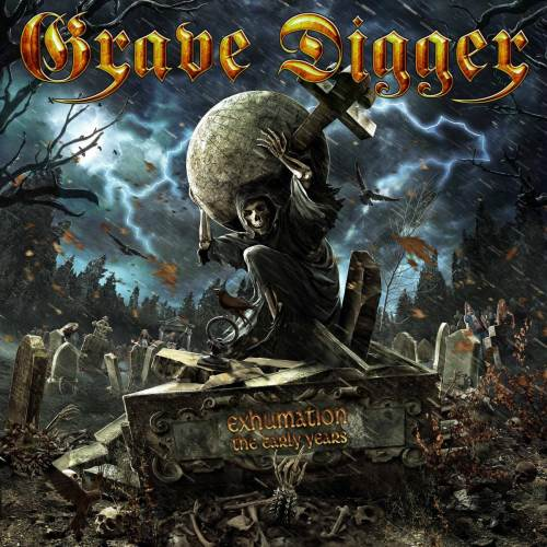 Grave Digger - Exhumation: The Early Years [Limited Edition] (2015)