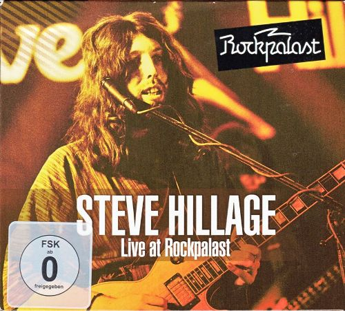 Steve Hillage - Live At Rockpalast (1977) [Reissue 2014]