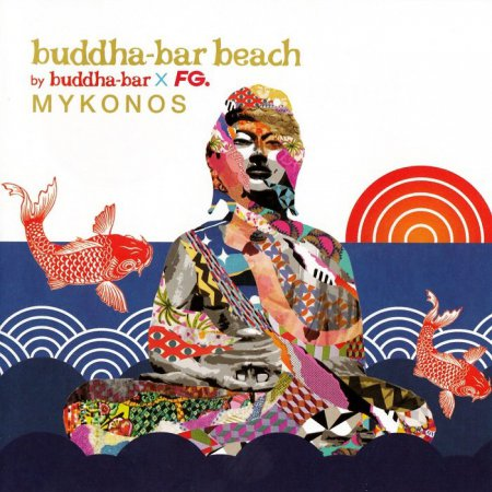 VA - Buddha-Bar Beach: Mykonos (2015)