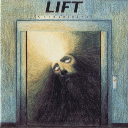 Lift - Caverns Of Your Brain 1974 (1990 / Syn-Phonic SYNCD 1)