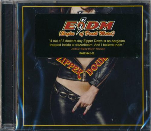 EODM (Eagles of Death Metal) - Zipper Down (2015)