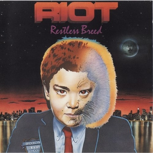 Riot - Restless Breed (1982) [Japanese Edition]