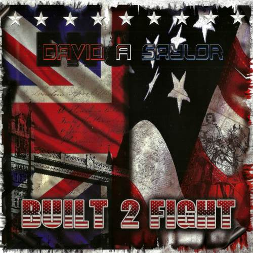 David A Saylor - Built 2 Fight (2015)