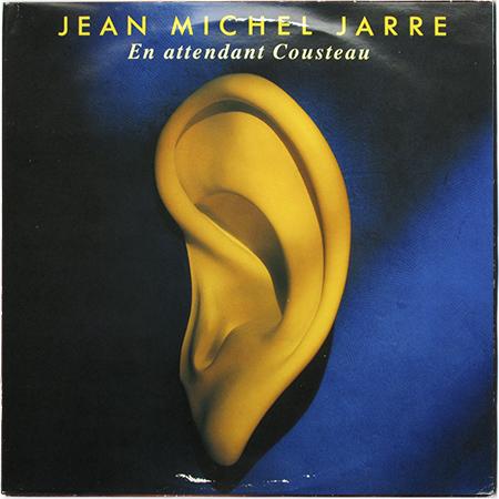 JEAN-MICHEL JARRE «Discography on vinyl» (20 x LP • Disques Dreyfus • 1976-2016)