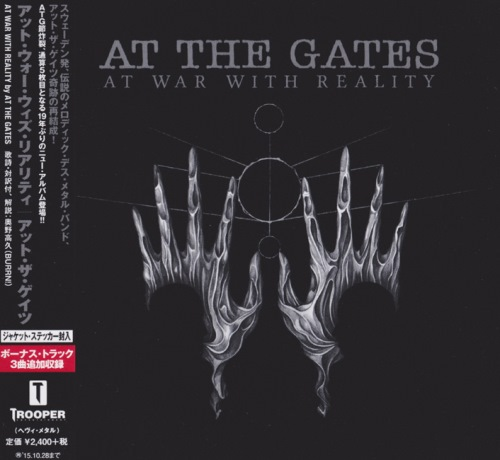 At The Gates - At War With Reality [Japanese Edition] (2014)
