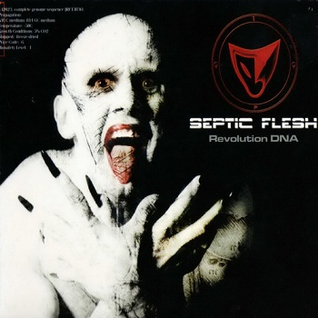 Septic Flesh - Revolution DNA (1999)