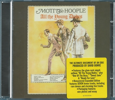 "Mott The Hoople - ""All the Young Dudes"" - 1972 (Columbia/Legacy)"