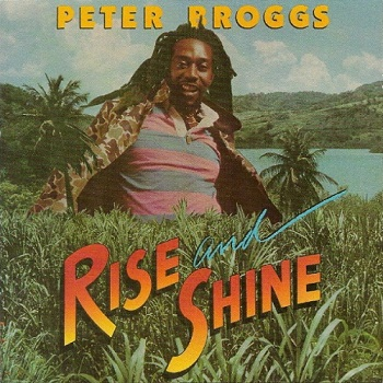 Peter Broggs - Rise And Shine (1985)