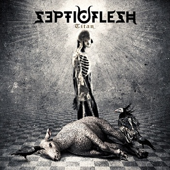 Septic Flesh - Titan (Digipak Edition) [2CD] (2014)