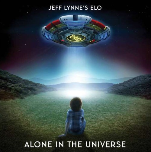 Jeff Lynne's ELO - Alone In The Universe [Deluxe Edition] (2015)