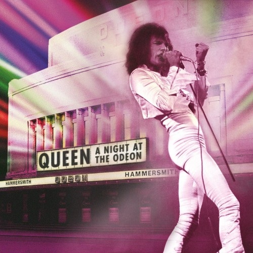 Queen - A Night At The Odeon: Hammersmith 1975 (2015)