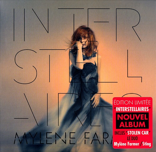 Mylene Farmer - Interstellaires [Limited Edition] (2015)