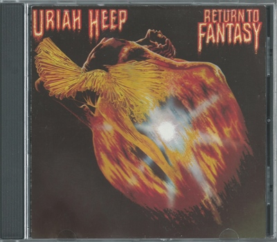 Uriah Heep - Return To Fantasy - 1975 (CLACD 175)