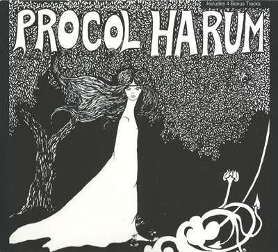 Procol Harum - A Whiter Shade Of Pale - 1967 (REP 4666 - WY)