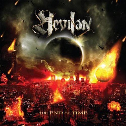 Hevilan - The End Of Time (2013) [2015]