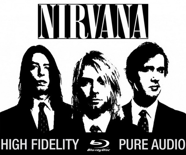 Nirvana: Blu-ray Audio Geffen Records 2015