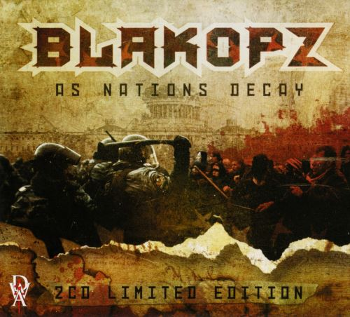 BlakOPz - As Nations Decay [2CD] (2013) [2015]